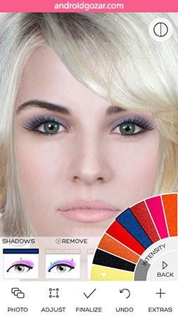 Makeup Premium 3.5 دانلود نرم افزار آرایش حرفه ای در اندروید