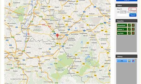 دانلود Move My GPS. Fake Location 2.5 برنامه جعل موقعیت GPS اندروید
