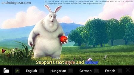 MX Player Pro 1.10.29 دانلود ویدیو پلیر قدرتمند اندروید + کدک ها