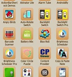 دانلود My Apps Manager 2.2.0 نرم افزار مدیریت برنامه های اندروید
