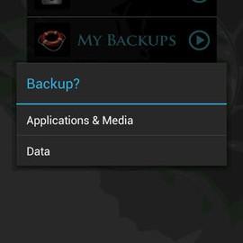 My Backup Pro 4.5.2 دانلود نرم افزار پشتیبان گیری آسان اندروید