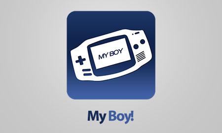 My Boy! – GBA Emulator 1.8.0 دانلود نرم افزار شبیه ساز گیم بوی ادوانس