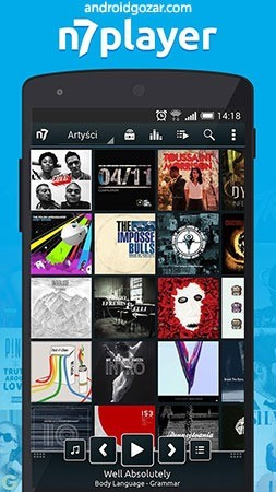 n7player Music Player Premium 3.1.2-287 دانلود موزیک پلیر اندروید