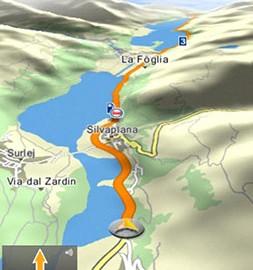 NAVIGON Europe 5.7.1 Patched دانلود نرم افزار نقشه آفلاین اروپا