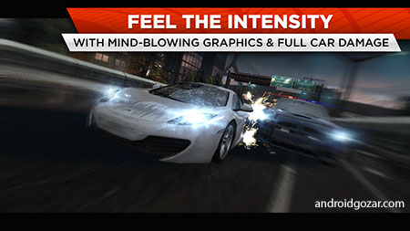 Need for Speed Most Wanted 1.3.128 دانلود بازی جنون سرعت: تحت تعقیب + مود + دیتا
