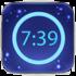 دانلود Neon Alarm Clock 3.4.4 برنامه ساعت هشدار هوشمند اندروید