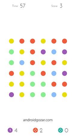 Dots: A Game About Connecting 2.2.1 دانلود بازی نقطه ها: یک بازی در مورد اتصال