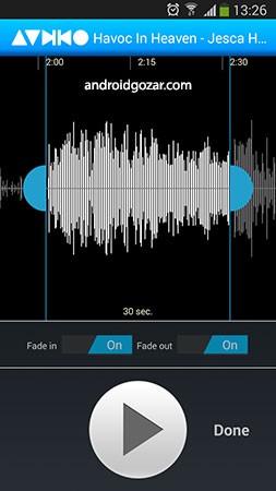 Audiko ringtones Pro 2.26.61 دانلود برنامه رینگتون آهنگ زنگ اندروید