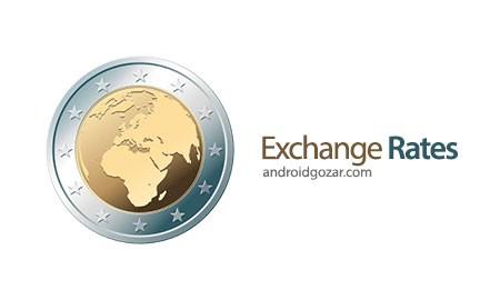 Exchange Rates (Donate) 1.8.6 دانلود نرم افزار نرخ ارز