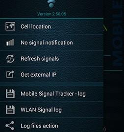 Network Signal Info Pro 4.70.08 نمایش اطلاعات سیگنال شبکه اندروید