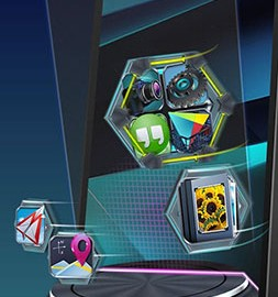 Next Launcher 3D Shell 3.7.3.1 Patched دانلود لانچر سه بعدی