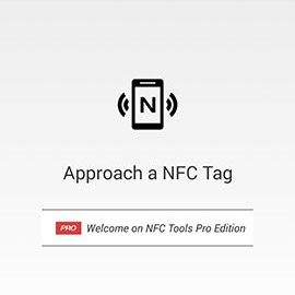 NFC Tools – Pro Edition 7.0 خواندن و نوشتن برچسب NFC اندروید