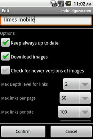 دانلود برنامه Offline Browser Pro 6.6 – مرورگر آفلاین اندروید