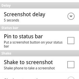 No Root Screenshot It 3.41 عکسبرداری از صفحه نمایش بدون نیاز به روت