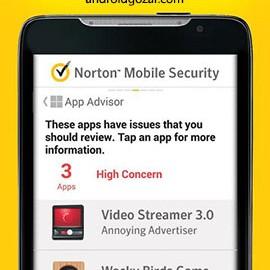 Norton Mobile Security Premium 4.6.1.4420 دانلود آنتی ویروس نورتون اندروید
