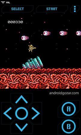 Nostalgia.NES Pro 1.17.0 شبیه ساز نینتندو و میکرو در اندروید