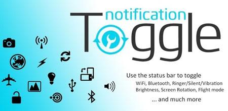 Notification Toggle Premium 3.6.9 دانلود نرم افزار ایجاد میانبر