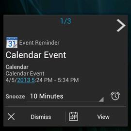 Notify Pro 4.0.21 دانلود نرم افزار اعلام کردن