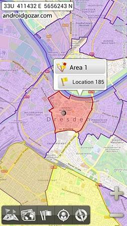 All-In-One Offline Maps + 3.3 دانلود نقشه های آفلاین اندروید