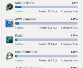 One Power Guard 6.1.1 دانلود نرم افزار کاهش مصرف و حفظ قدرت باتری