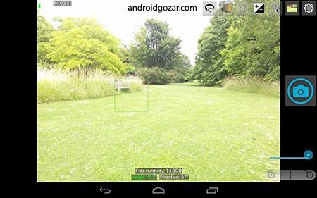 دانلود Open Camera 1.47.3 نرم افزار دوربین پیشرفته اندروید