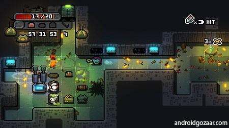 Space Grunts 1.2 دانلود بازی اکشن تیراندازی گرانت فضایی