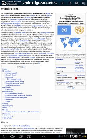 Kiwix, Wikipedia offline 1.96 دانلود نرم افزار ویکی پدیا آفلاین+دیتابیس ها