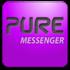 Pure messenger widget 2.8.4 دانلود ویجت جمع آوری کننده پیام از پیام رسان ها
