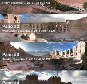 PanoStitch Panorama Picture HD 1.2.0 دانلود نرم افزار اتصال عکس ها