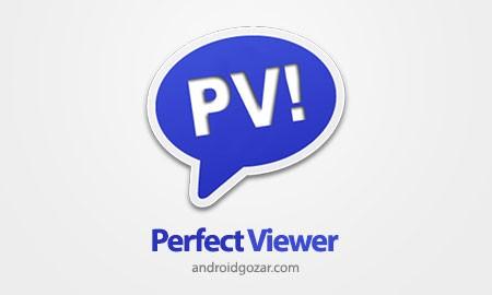 Perfect Viewer Donate 3.7.0.8 دانلود نرم افزار نمایش عکس و کمیک اندروید