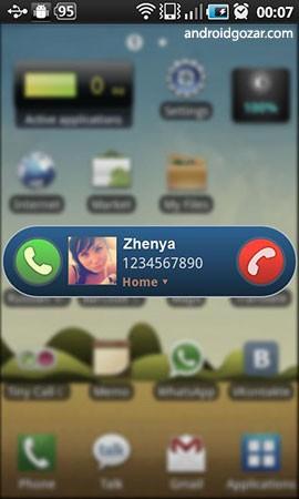 Tiny Call Confirm Plus+ 4.3.0 دانلود نرم افزار تایید تماس