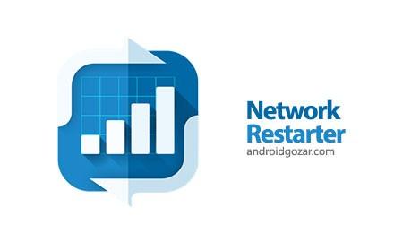 Network Restarter Premium 1.0.2 دانلود نرم افزار راه اندازی مجدد شبکه