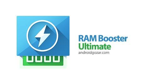 RAM Booster Ultimate Pal Premium 1.4 دانلود نرم افزار تقویت کننده رم