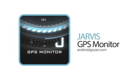 JARVIS GPS Monitor 1.0.6 دانلود نرم افزار کنترل GPS علمی تخیلی