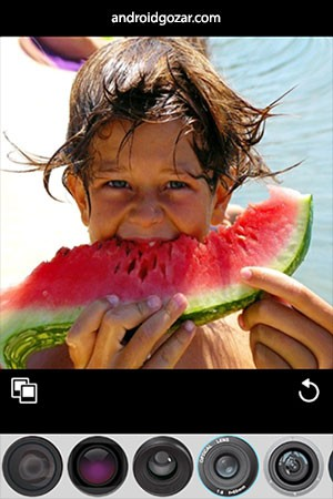 Fisheye Camera Pro 1.0.3 دانلود نرم افزار دوربین و لنز فیش آی