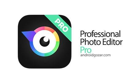 Professional Photo Editor Pro 1.0.2 ویرایش حرفه ای عکس