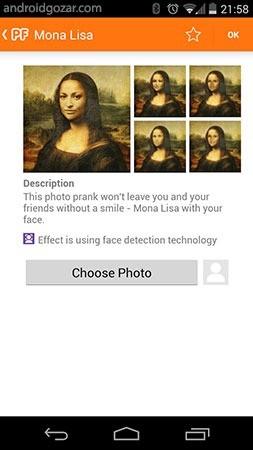 PhotoFunia 4.0.7.0 Ad-Free ترکیب و ادغام عکس ها در اندروید