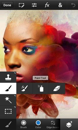 Photoshop Touch for phone 1.3.7 دانلود نرم افزار فتوشاپ