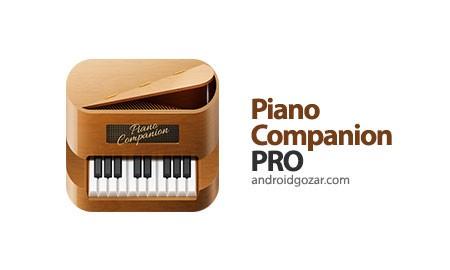 Piano Companion PRO: chords 6.10.202 دانلود نرم افزار آکورد پیانو