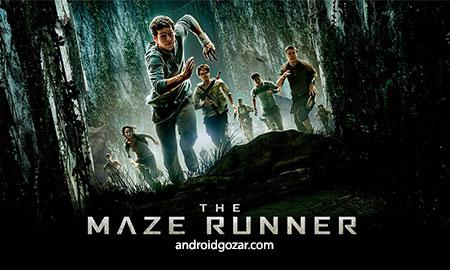 The Maze Runner 1.8.1 دانلود بازی دونده مارپیچ+دیتا+مود