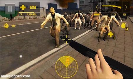 Zombie Defense: Adrenaline 3.16 دانلود بازی دفاع زامبی: آدرنالین + مود