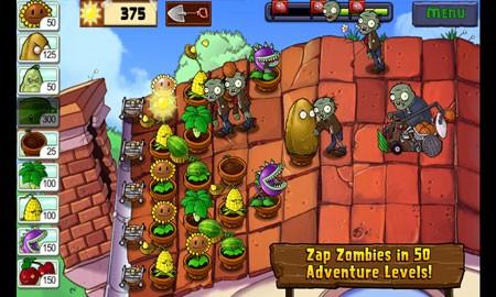 Plants vs. Zombies 6.1.11 دانلود بازی گیاهان علیه زامبی ها اندروید