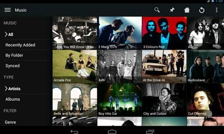 Plex for Android Premium 7.7.2.7701 Final دانلود نرم افزار پخش رسانه اندروید
