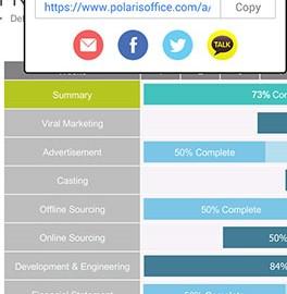 Polaris Office + PDF Pro 7.3.41 دانلود نرم افزار آفیس موبایل اندروید