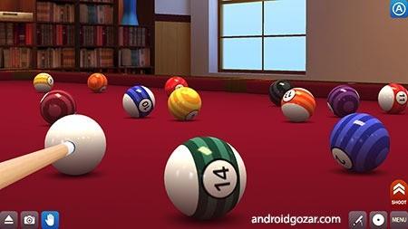Pool Break Pro 3D Billiards 2.7.2 دانلود بازی بیلیارد سه بعدی اندروید