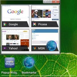 دانلود Popup Widget 3 3.4.2 برنامه ویجت پاپ آپ اندروید