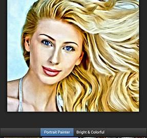 Portrait Painter 1.17.12 دانلود برنامه نقاش پرتره برای اندروید