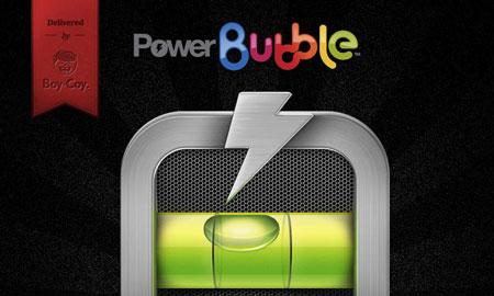 Power Bubble – spirit level 1.0.8 دانلود نرم افزار تراز سنج