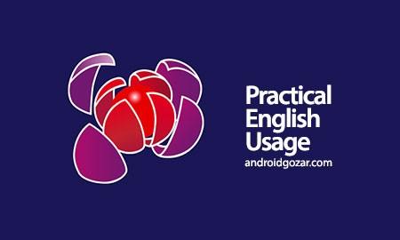 Practical English Usage 1.0.9 دانلود مرجع استاندارد زبان انگلیسی اندروید