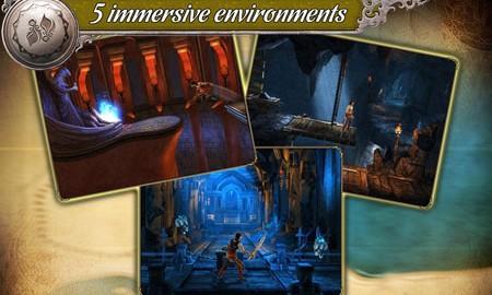 Prince of Persia Shadow&Flame 2.0.2 دانلود بازی شاهزاده ایرانی سایه و شعله